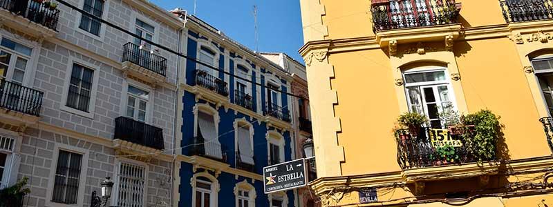 Valencia City Ruzafa