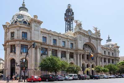 Correos, Que Ver En Valencia