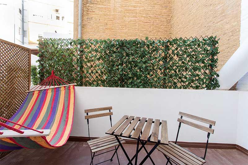 Habitación 5 City Garden B&B, Ruzafa Valencia