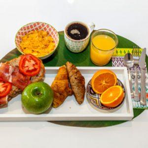 Mediterranean Breakfast, Ruzafa Valencia