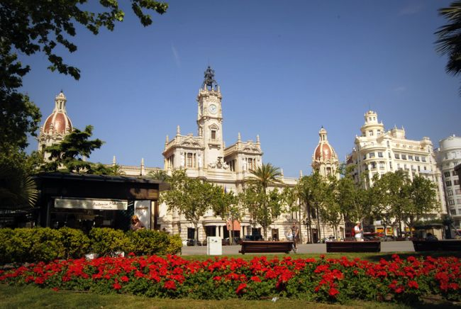 Things To Do In Valencia City Hall