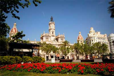 Ayuntamiento Valencia, Que Ver En Valencia