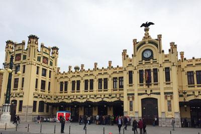 Estacion Del Norte, Que Ver En Valencia