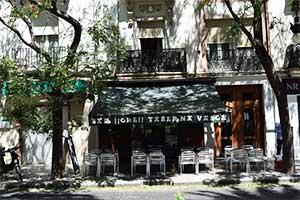 restaurantes en ruzafa Bar Ché