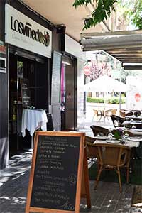 restaurantes en ruzafa Los Viñedos
