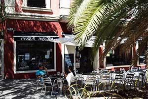 restaurantes en ruzafa terraza Perla Negra