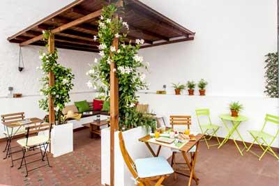 B&B Valencia Terraza City Garden